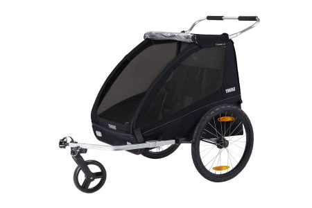 Carucior Thule Coaster XT Black 1