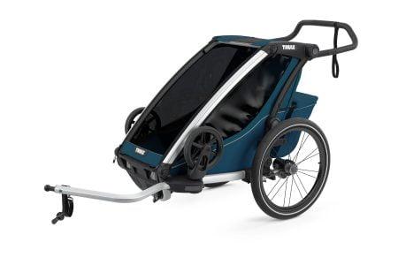 Carucior multisport Thule Chariot Cross 1 Majolica Blue 1