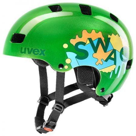 Casca Uvex Kid 3 green 1