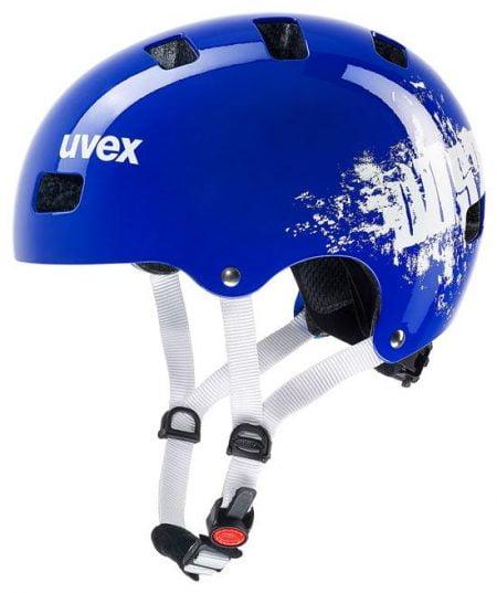 Casca Uvex Kid 3 royal blue dust 1