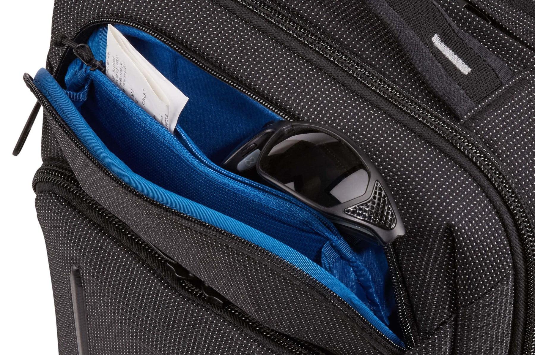 Geanta laptop Thule Crossover 2 Convertible Laptop Bag 15.6 inchi Black 1