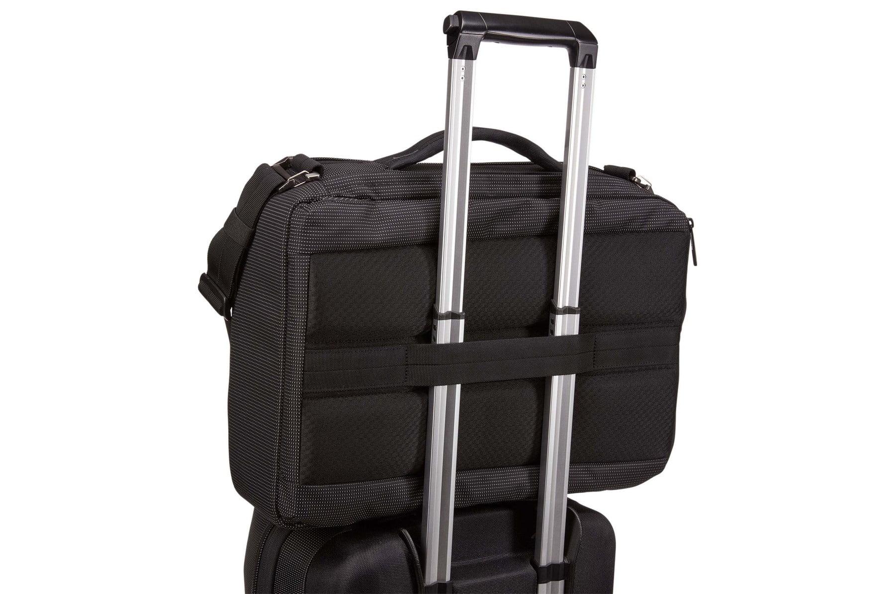 Geanta laptop Thule Crossover 2 Convertible Laptop Bag 15.6 inchi Black 3