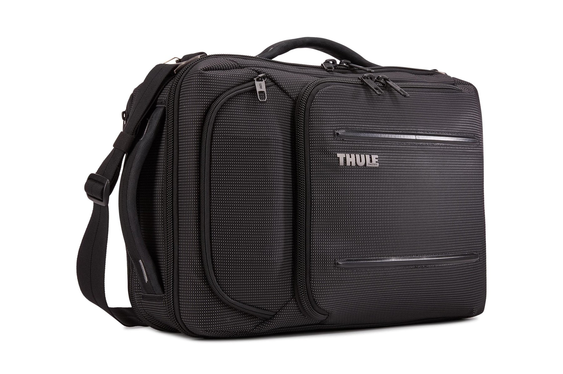Geanta laptop Thule Crossover 2 Convertible Laptop Bag 15.6 inchi Black 7