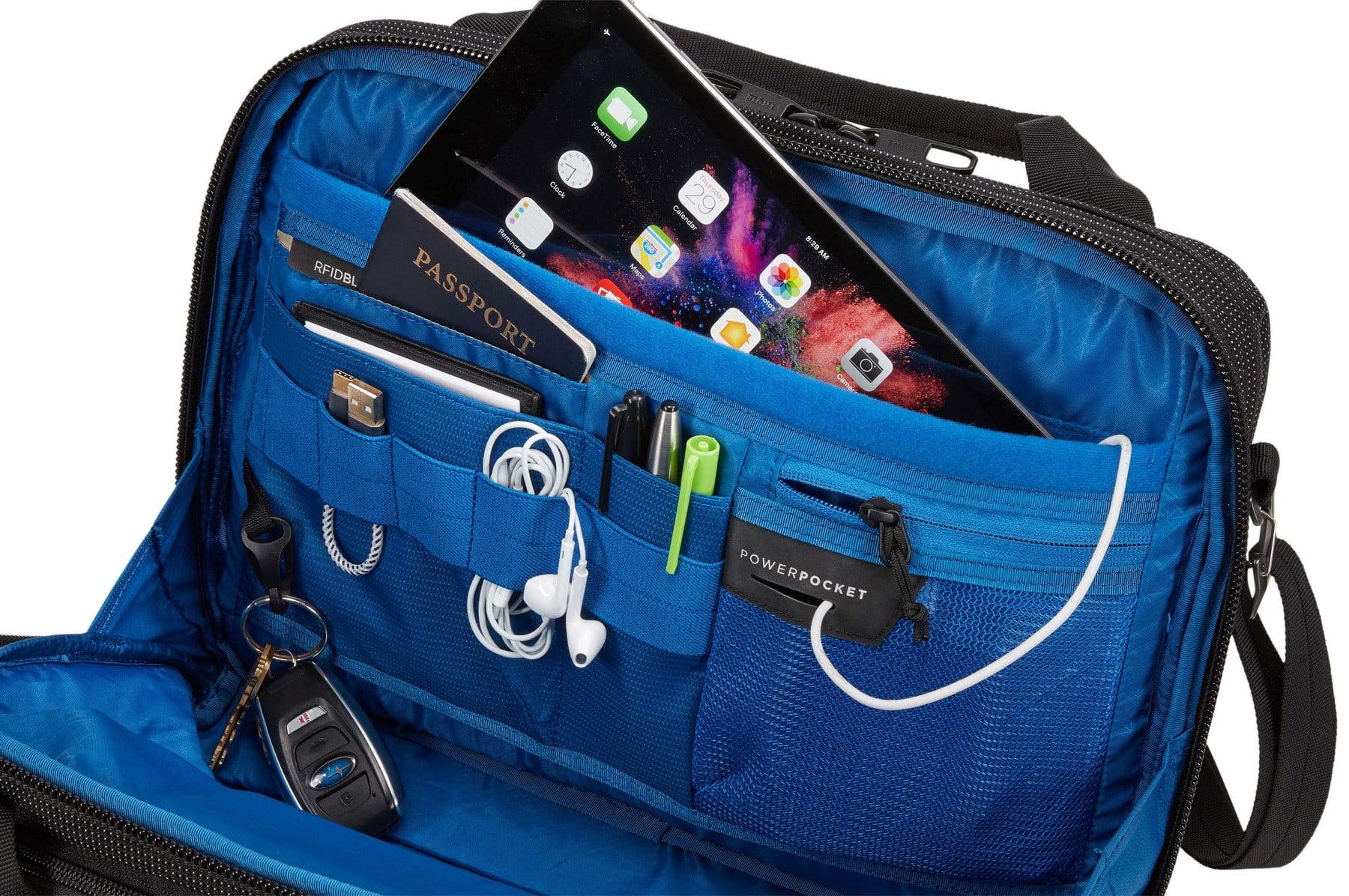 Geanta laptop Thule Crossover 2 Laptop Bag 13.3 Black 4