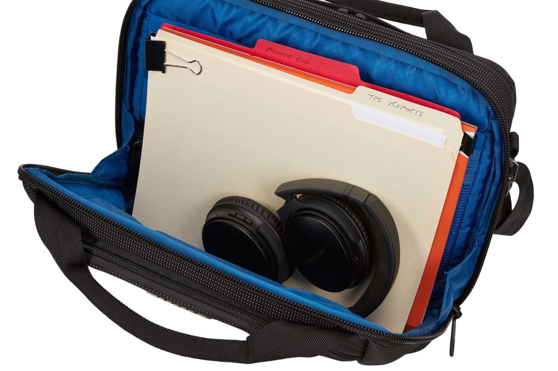 Geanta laptop Thule Crossover 2 Laptop Bag 13.3 Black 7