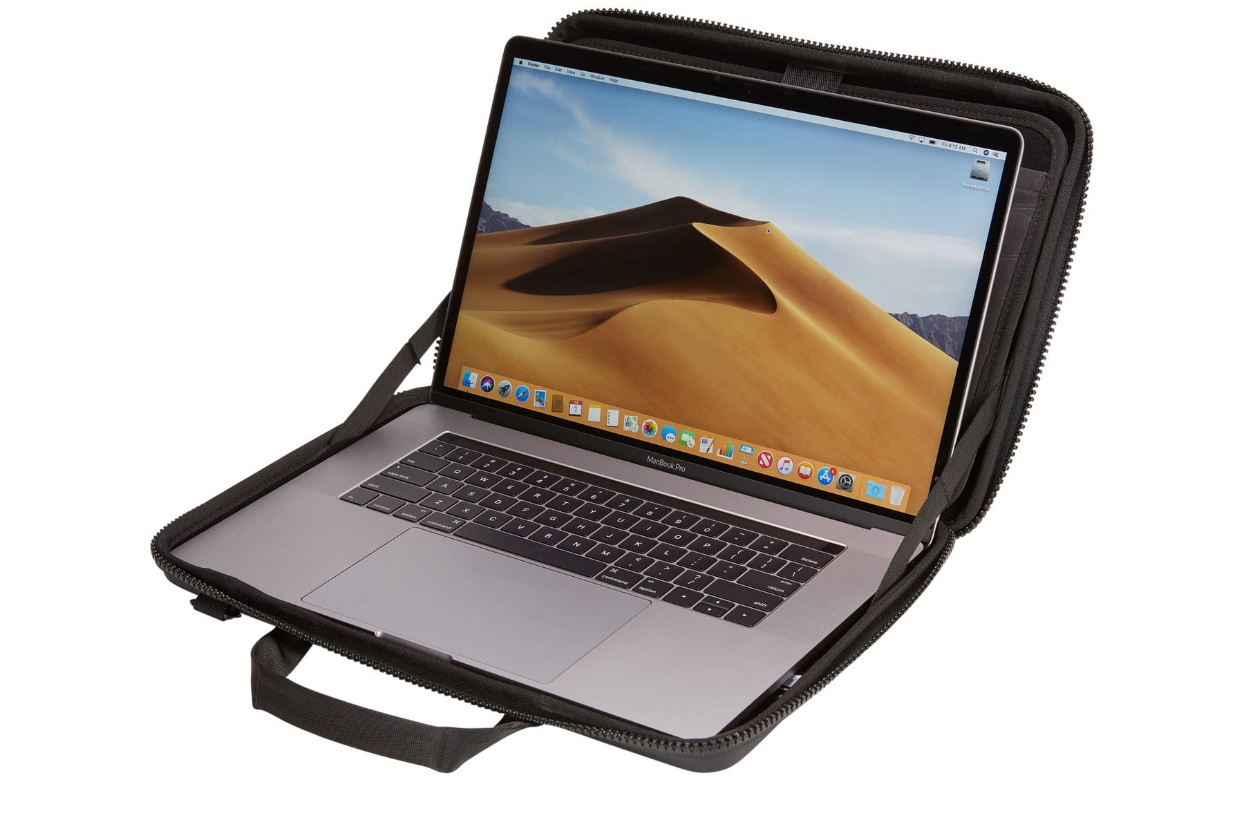 Geanta laptop Thule Gauntlet MacBook Pro 4.0 Attache 15 16 Black 4