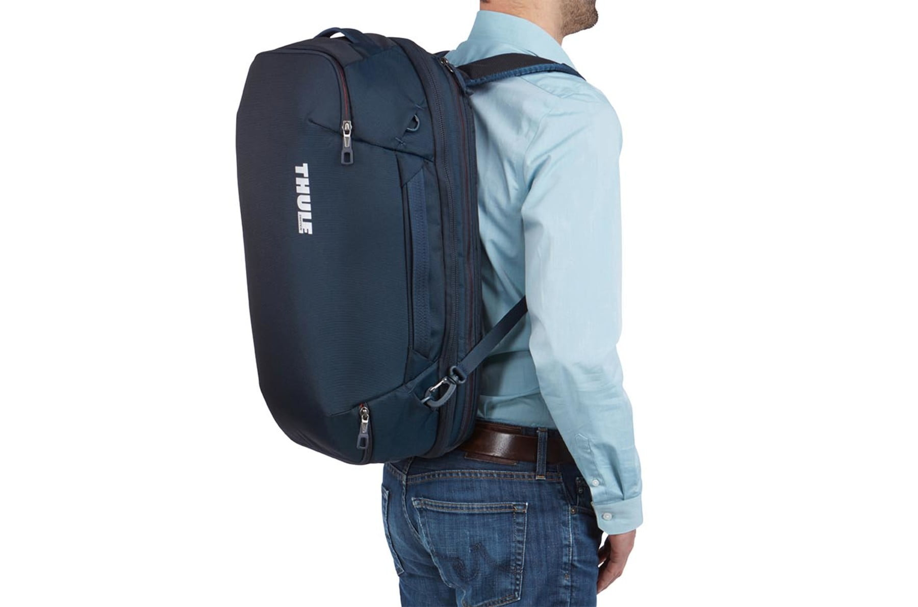 Geanta voiaj Thule Subterra Carry On 40L Mineral 4