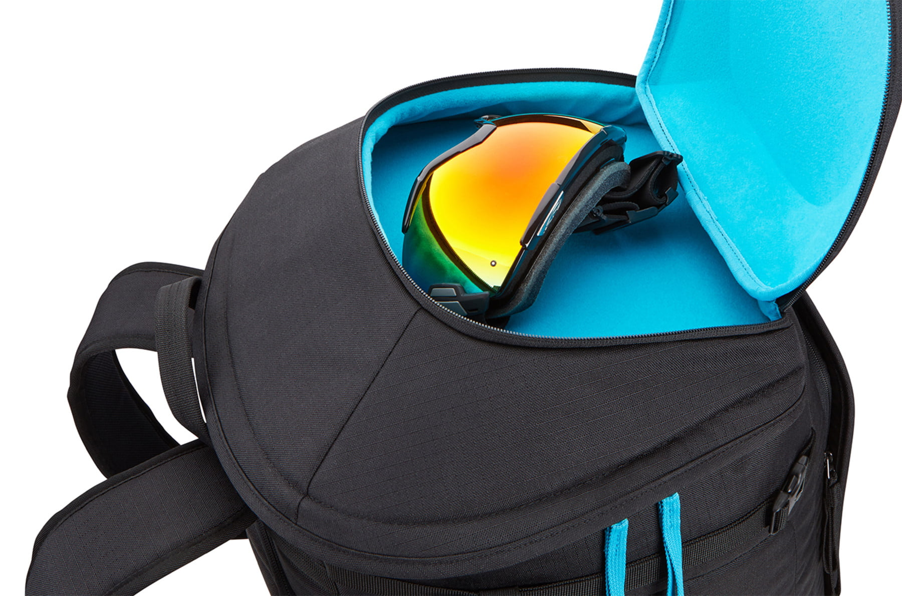 Rucsac clapari Thule RoundTrip Boot Backpack 60L Poseidon 6