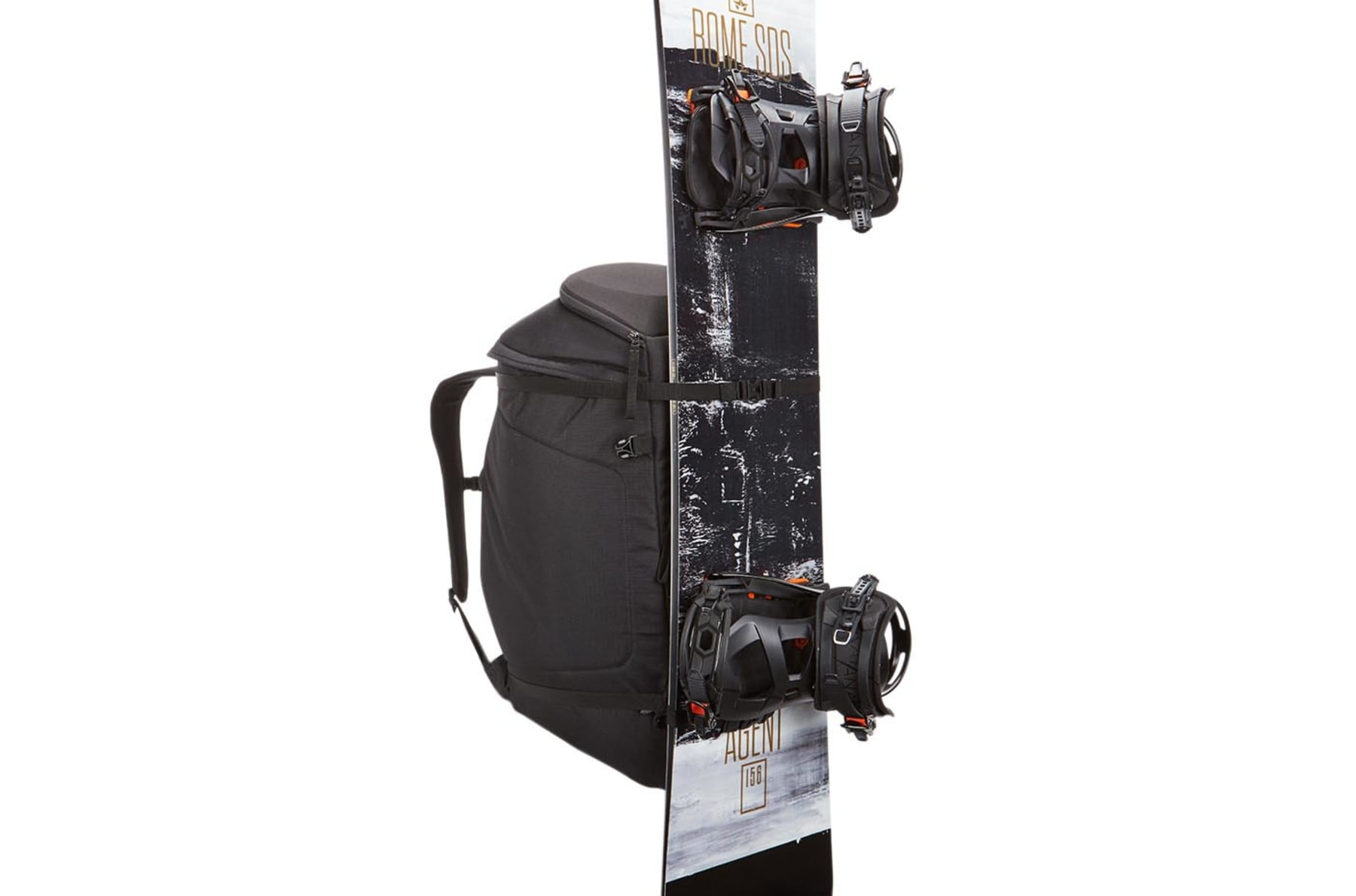 Rucsac clapari Thule RoundTrip Boot Backpack 60L Poseidon 9