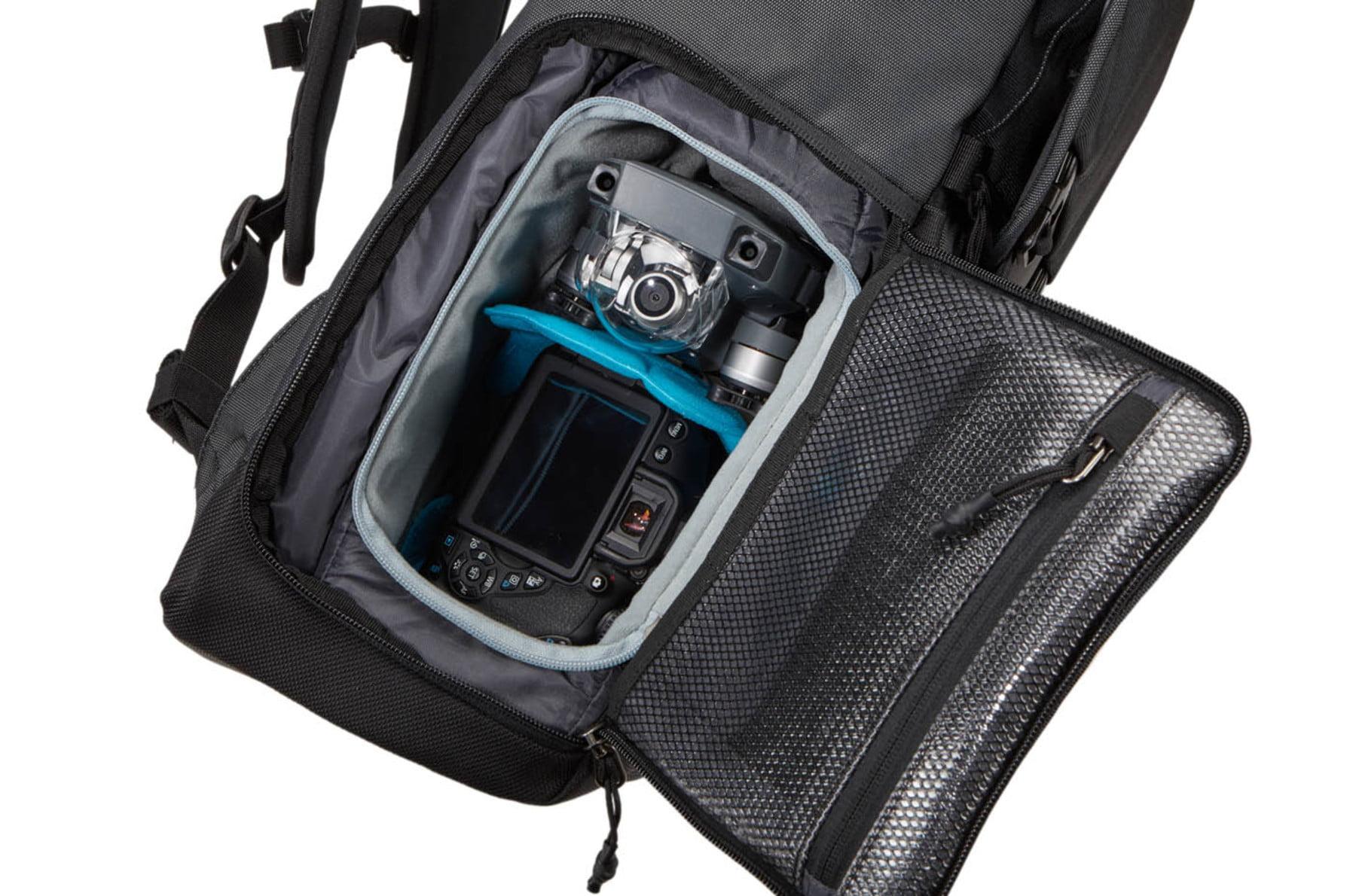 Rucsac foto Thule Covert DSLR Backpack Dark Shadow 5