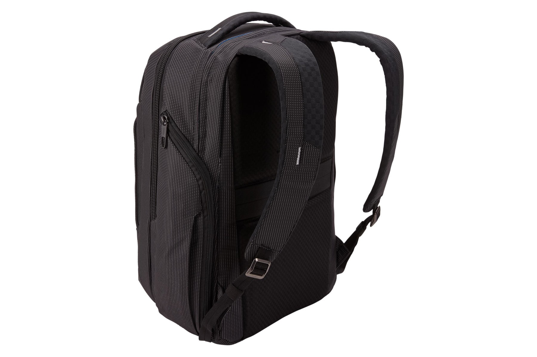 Rucsac urban cu compartiment laptop Thule Crossover 2 Backpack 30L black 2