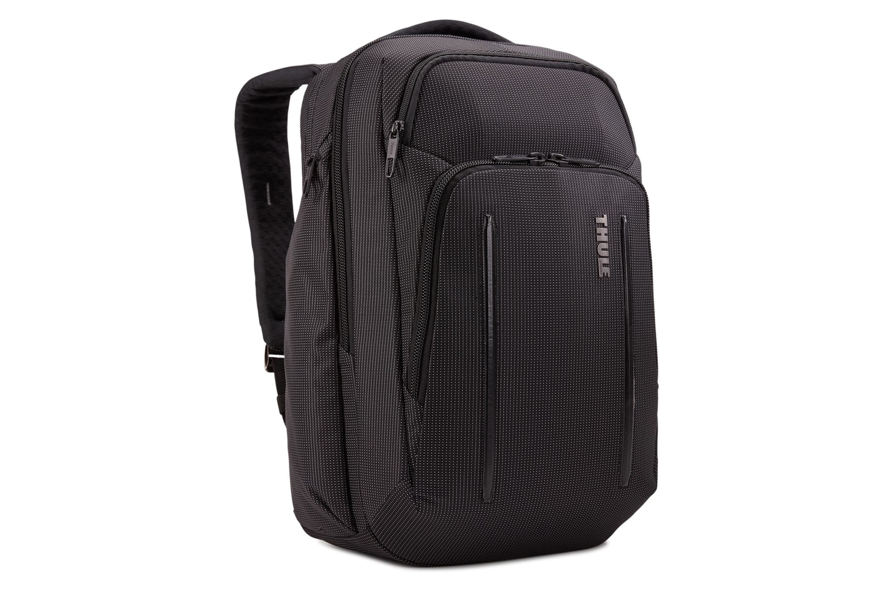 Rucsac urban cu compartiment laptop Thule Crossover 2 Backpack 30L black 3
