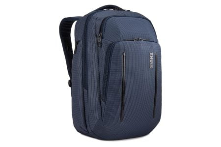 Rucsac urban cu compartiment laptop Thule Crossover 2 Backpack 30L dress blue 3