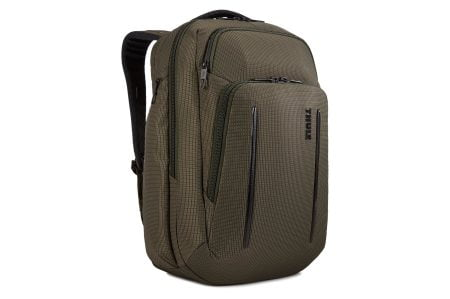 Rucsac urban cu compartiment laptop Thule Crossover 2 Backpack 30L forest night 3