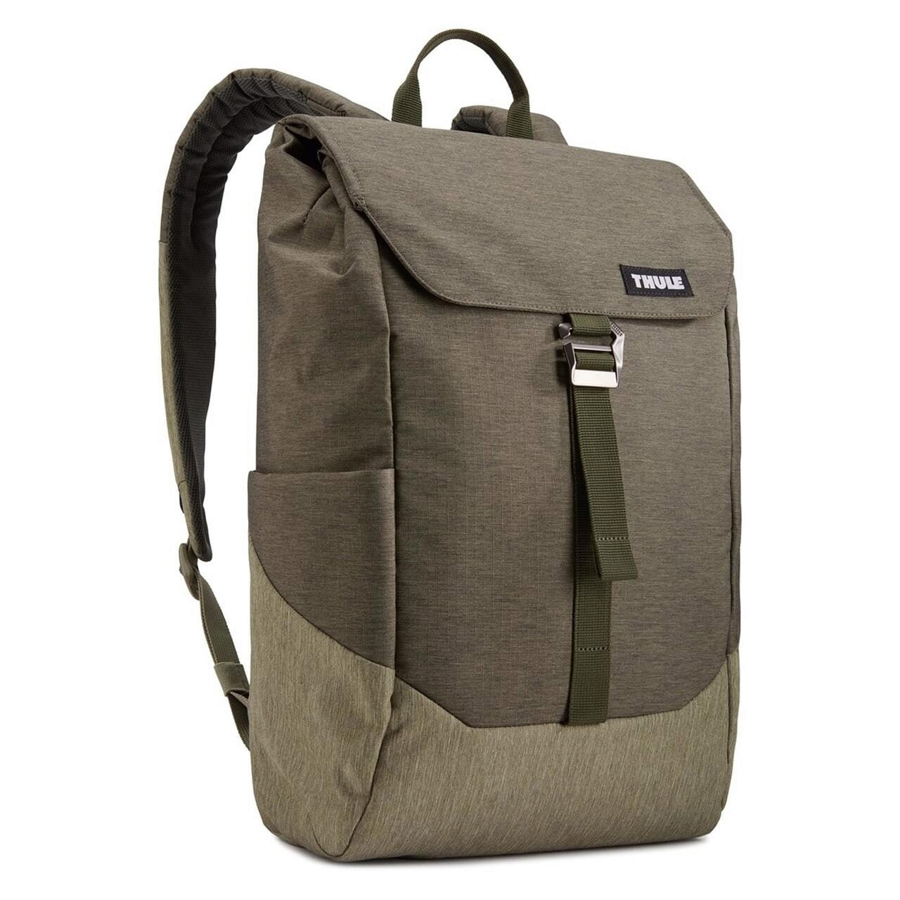Rucsac urban cu compartiment laptop Thule LITHOS Backpack 16L Forest Night 1
