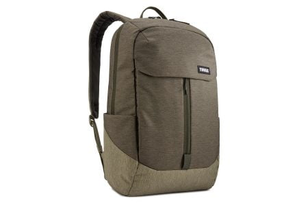 Rucsac urban cu compartiment laptop Thule LITHOS Backpack 20L Forest Night 1