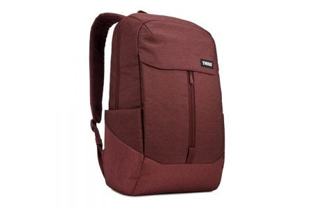Rucsac urban cu compartiment laptop Thule LITHOS Backpack 20L dark burgundy 1