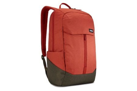 Rucsac urban cu compartiment laptop Thule LITHOS Backpack 20L rooibos 3