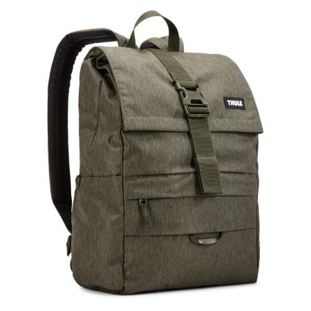 Rucsac urban cu compartiment laptop Thule Outset Backpack 22L Forest Night 1