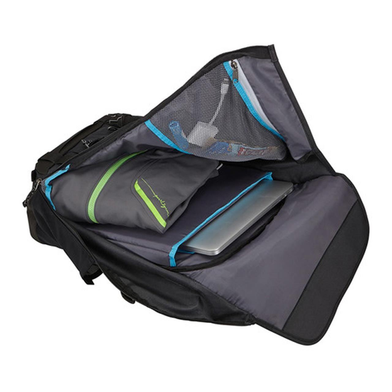 Rucsac urban cu compartiment laptop Thule Subterra Daypack pentru 15 MacBook Pro Dark Grey 10