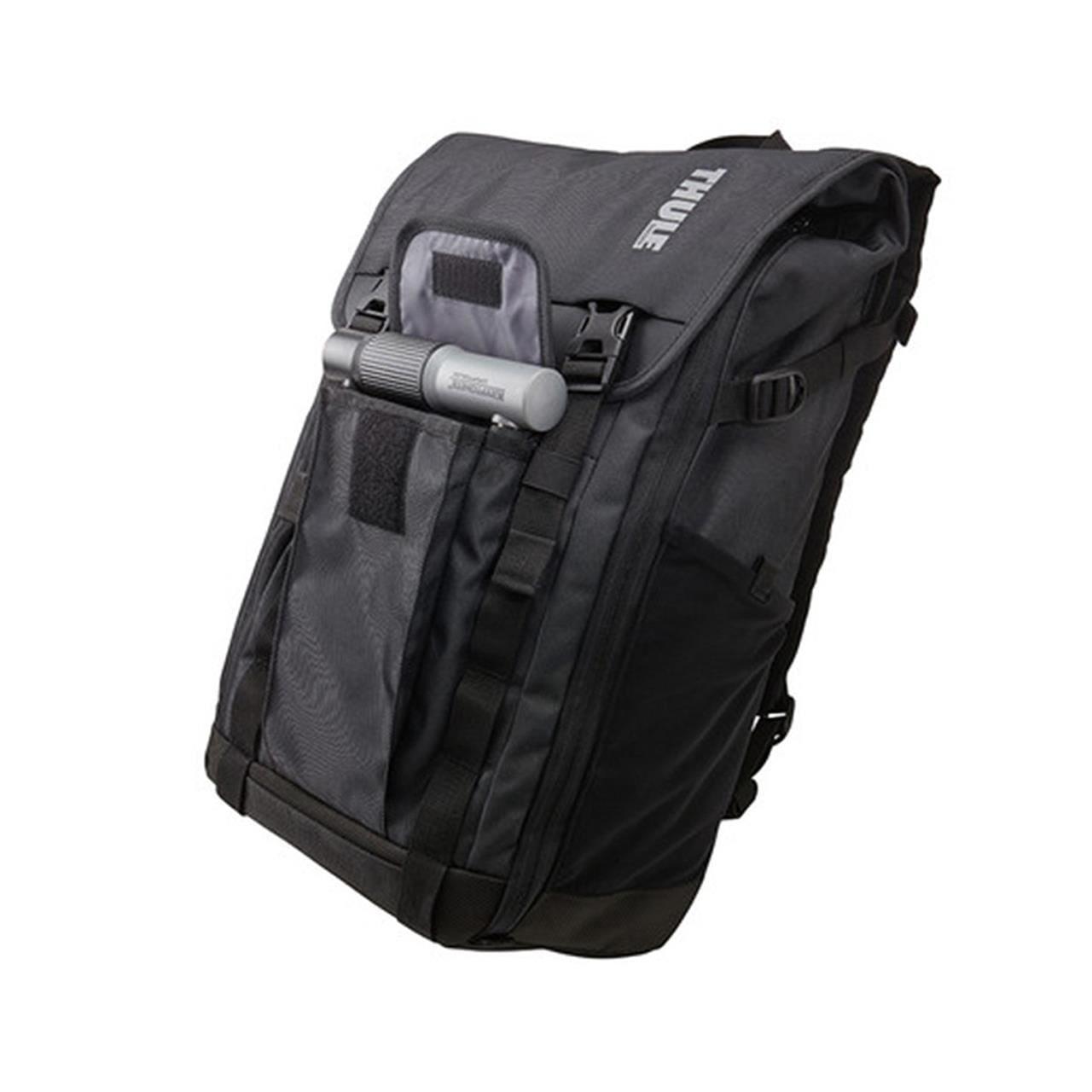 Rucsac urban cu compartiment laptop Thule Subterra Daypack pentru 15 MacBook Pro Dark Grey 12