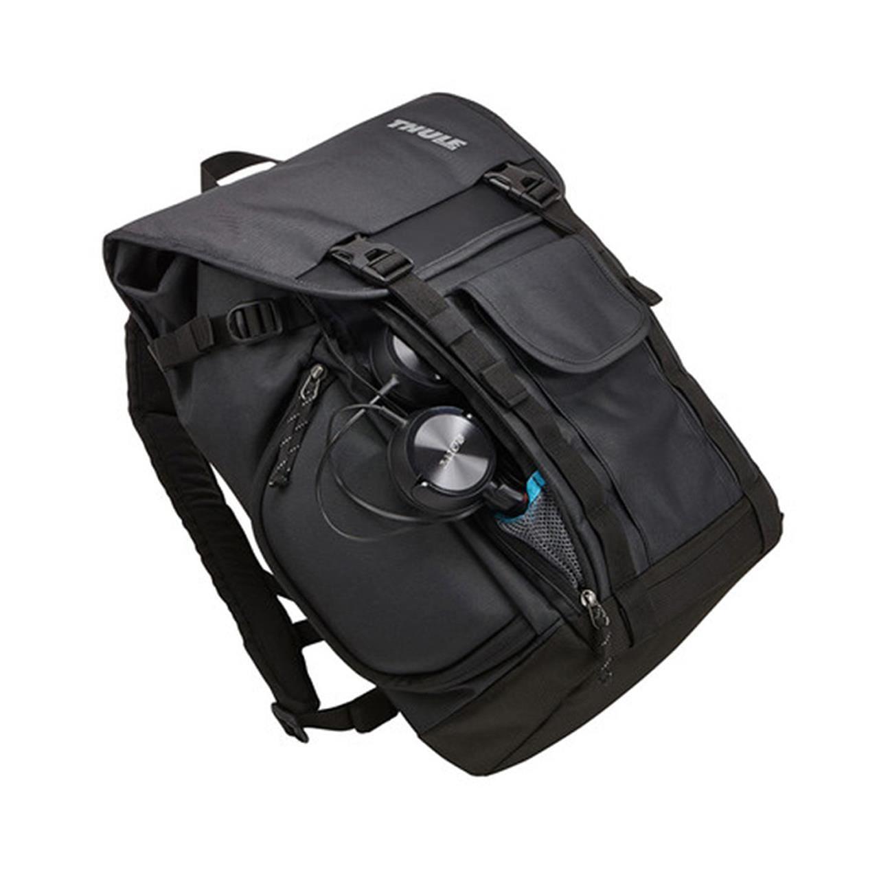 Rucsac urban cu compartiment laptop Thule Subterra Daypack pentru 15 MacBook Pro Dark Grey 13