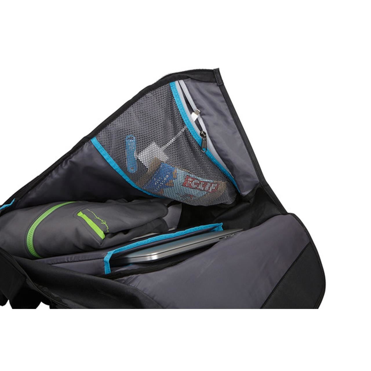 Rucsac urban cu compartiment laptop Thule Subterra Daypack pentru 15 MacBook Pro Dark Grey 14