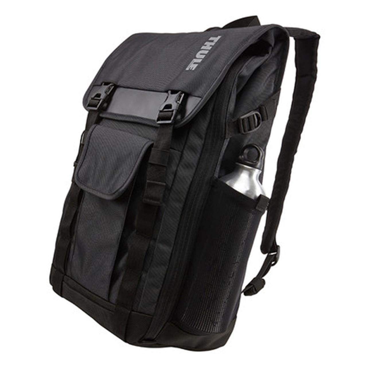 Rucsac urban cu compartiment laptop Thule Subterra Daypack pentru 15 MacBook Pro Dark Grey 2