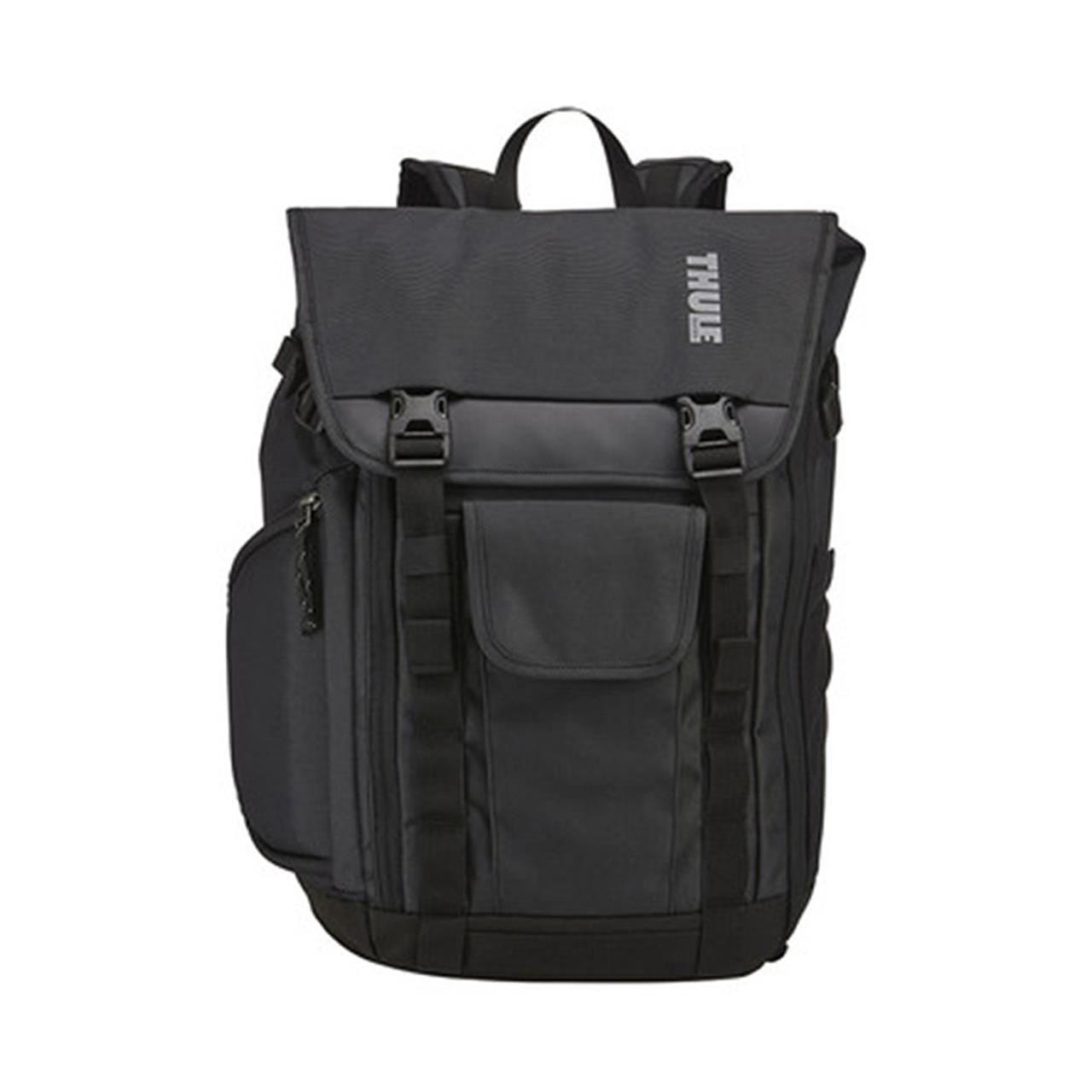 Rucsac urban cu compartiment laptop Thule Subterra Daypack pentru 15 MacBook Pro Dark Grey 7