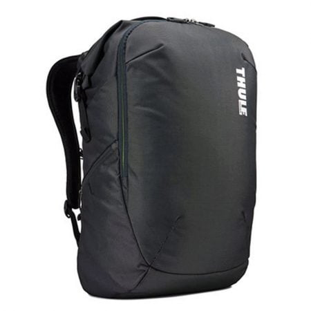 Rucsac urban cu compartiment laptop Thule Subterra Travel Backpack 34L Dark Shadow 1