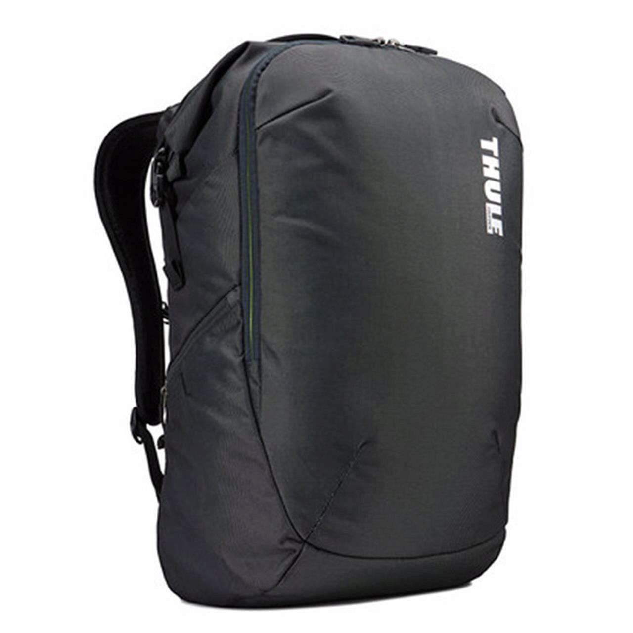 Rucsac urban cu compartiment laptop Thule Subterra Travel Backpack 34L Dark Shadow 1