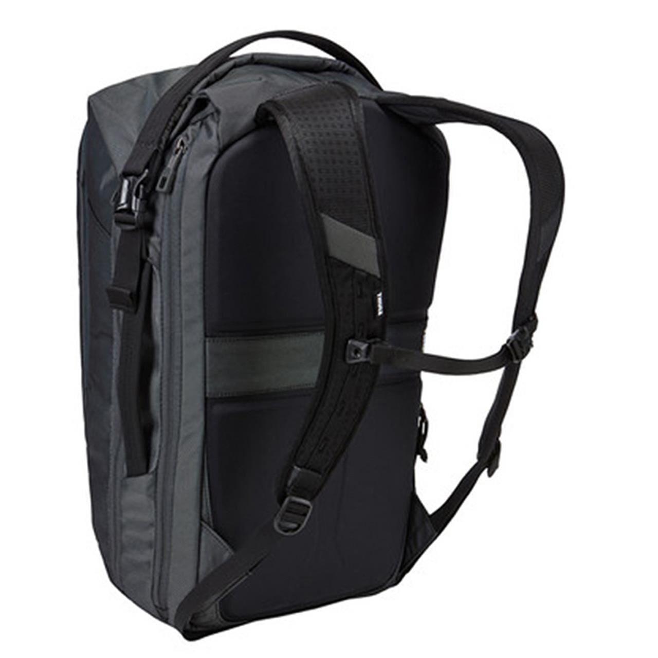 Rucsac urban cu compartiment laptop Thule Subterra Travel Backpack 34L Dark Shadow 10