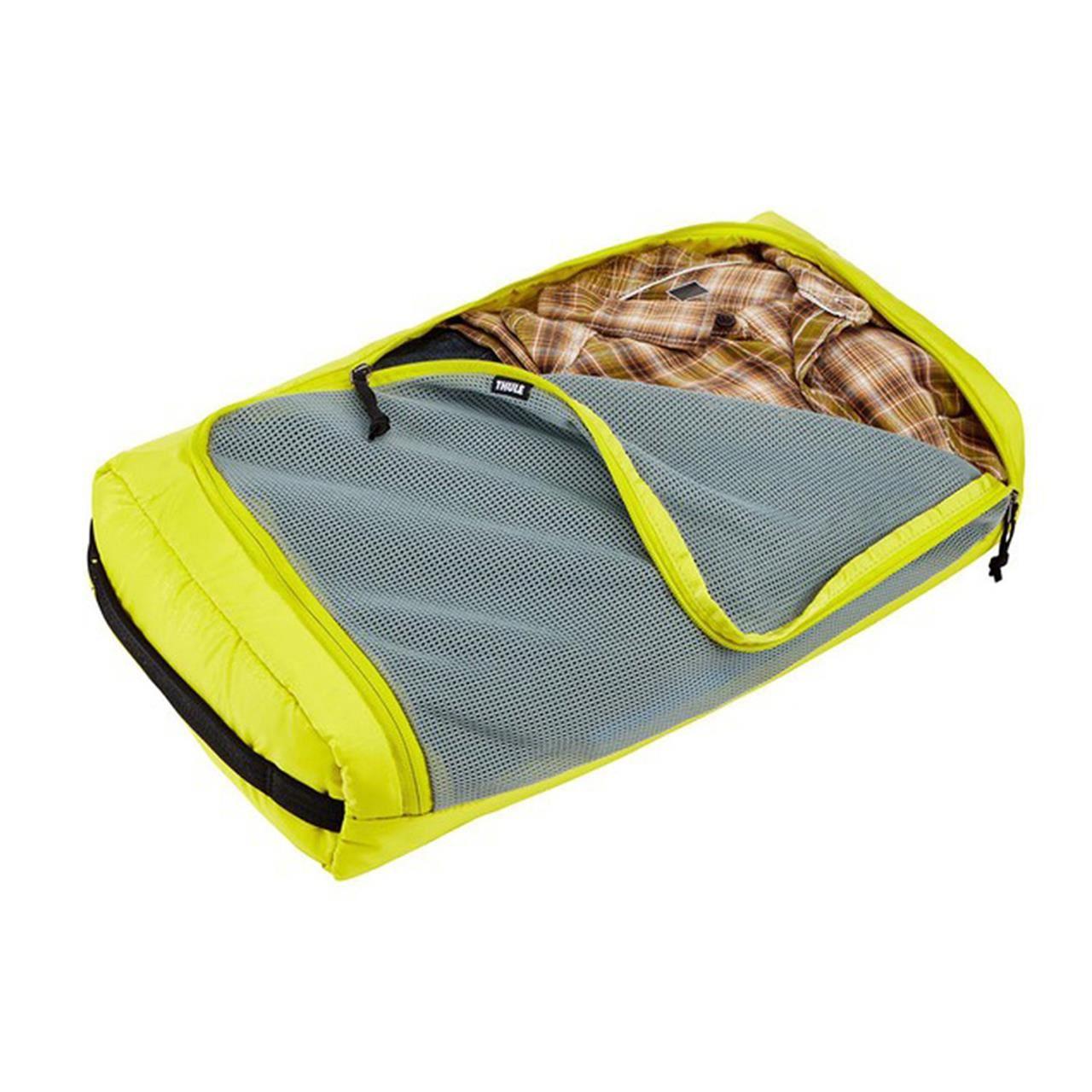 Rucsac urban cu compartiment laptop Thule Subterra Travel Backpack 34L Dark Shadow 11