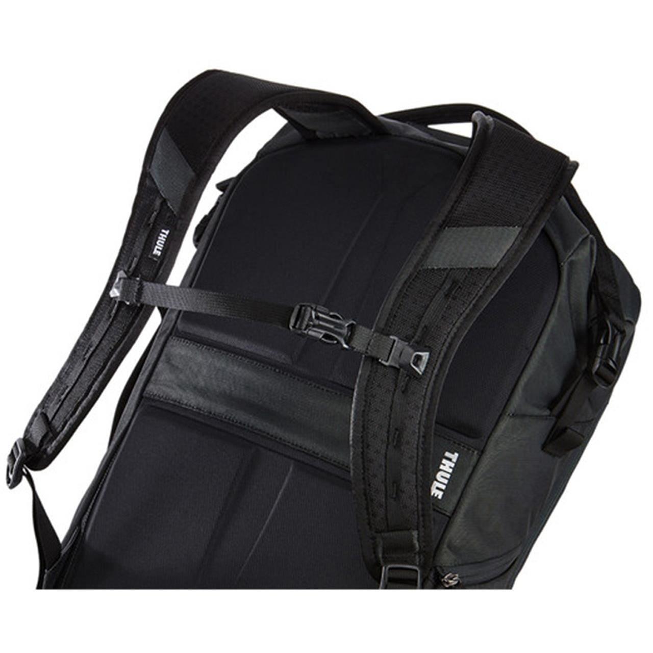 Rucsac urban cu compartiment laptop Thule Subterra Travel Backpack 34L Dark Shadow 3