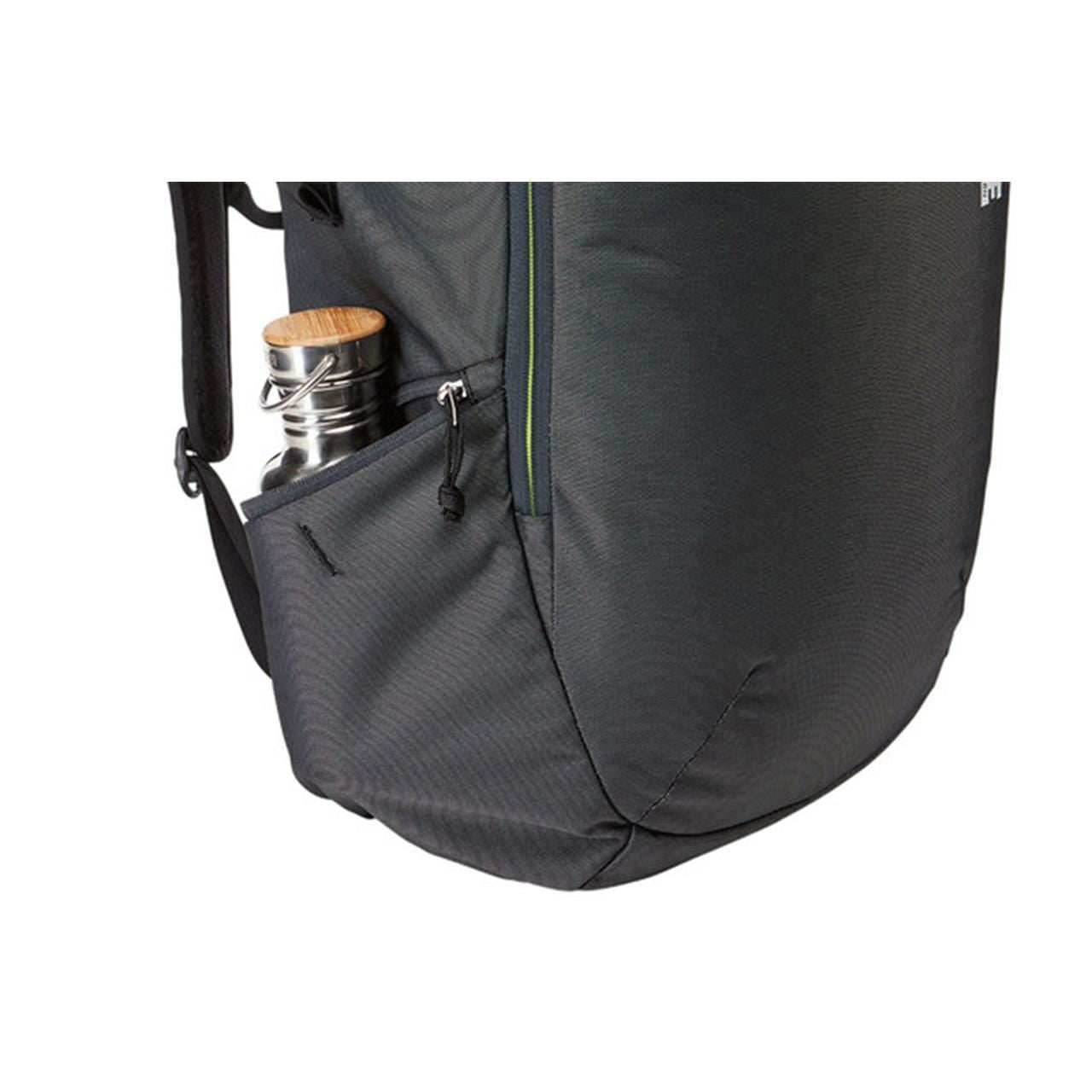 Rucsac urban cu compartiment laptop Thule Subterra Travel Backpack 34L Dark Shadow 4