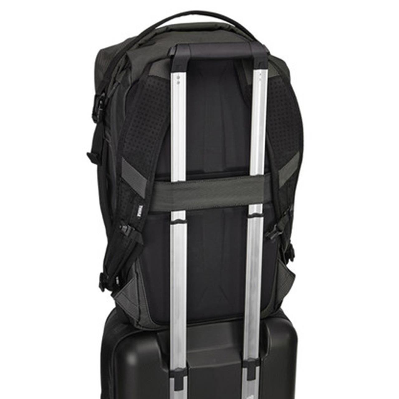 Rucsac urban cu compartiment laptop Thule Subterra Travel Backpack 34L Dark Shadow 6