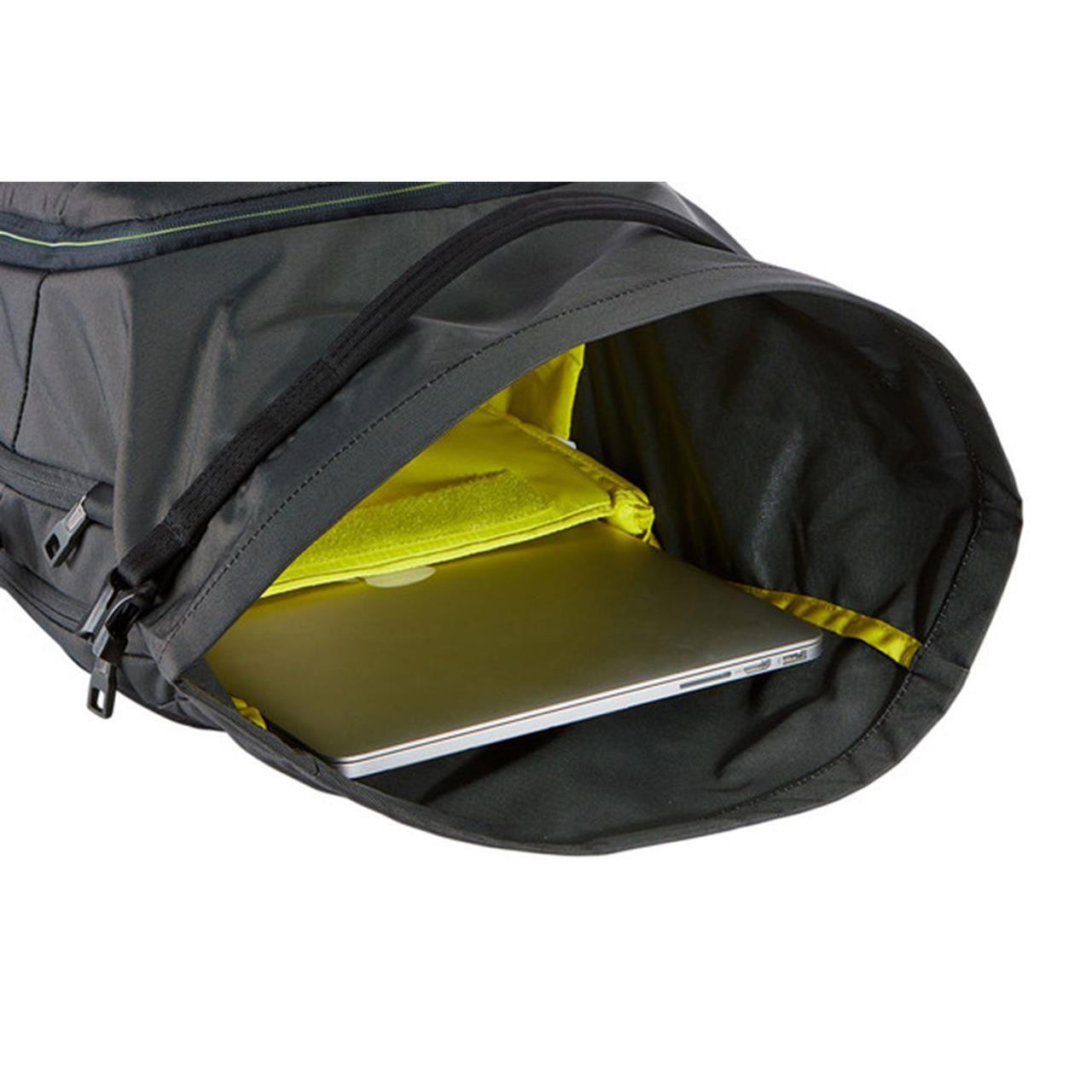 Rucsac urban cu compartiment laptop Thule Subterra Travel Backpack 34L Dark Shadow 7