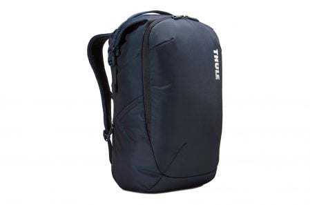 Rucsac urban cu compartiment laptop Thule Subterra Travel Backpack 34L mineral 5
