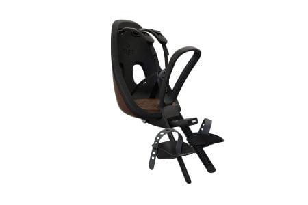 Scaun pentru copii cu montare pe bicicleta in fata Thule Yepp Nexxt Mini Chocolate Brown 1
