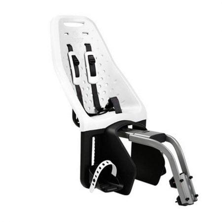 Scaun pentru copii cu montare pe bicicleta in spate Thule Yepp Maxi Frame mounted White 1