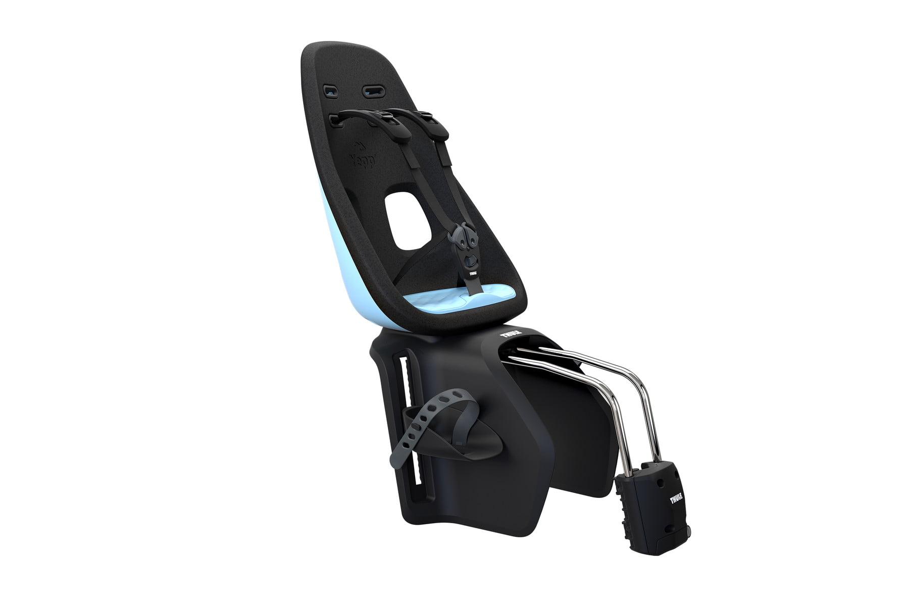 Scaun pentru copii cu montare pe cadrul bicicletei Thule Yepp Nexxt Maxi Aquamarine 1