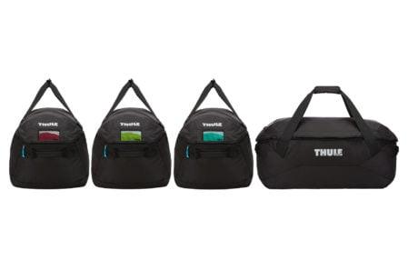 Set de genti Thule GoPack 8006 pentru cutiile portbagaj 3