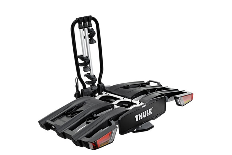 Suport biciclete Thule EasyFold XT 3 cu prindere pe carligul de remorcare pentru 3 biciclete 3