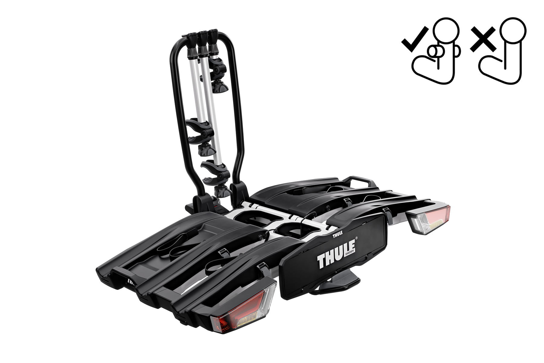 Suport biciclete Thule EasyFold XT F 3 1