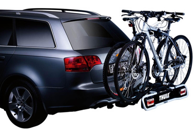 Suport biciclete Thule EuroRide 941 cu prindere pe carligul de remorcare pentru 2 biciclete 2