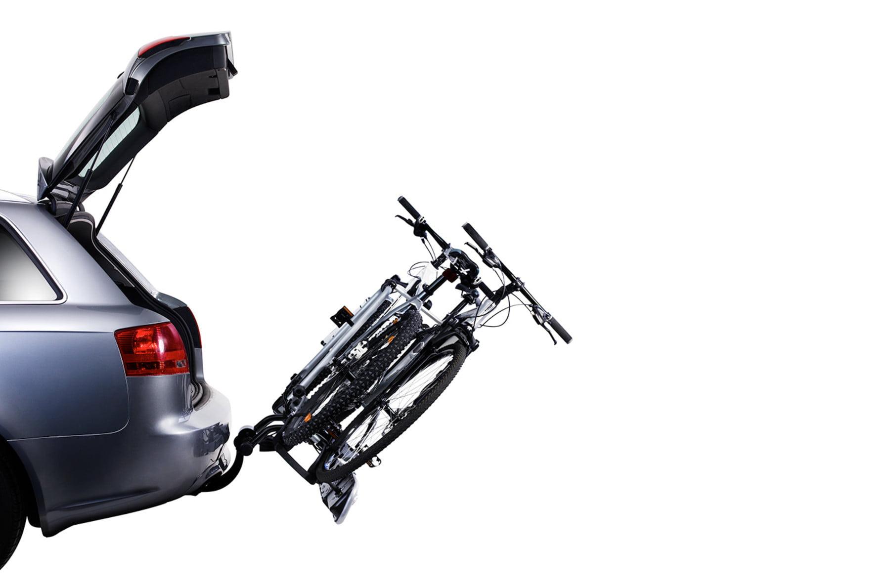 Suport biciclete Thule EuroRide 941 cu prindere pe carligul de remorcare pentru 2 biciclete 6