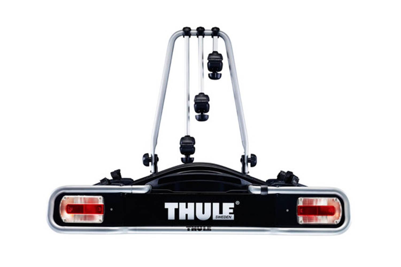 Suport biciclete Thule EuroRide 943 cu prindere pe carligul de remorcare pentru 3 biciclete 1