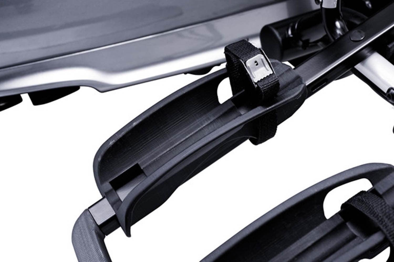 Suport biciclete Thule EuroRide 943 cu prindere pe carligul de remorcare pentru 3 biciclete 3