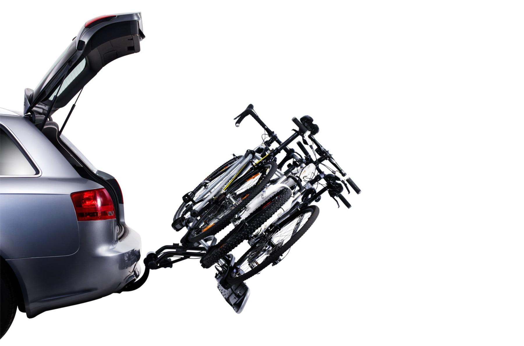 Suport biciclete Thule EuroRide 943 cu prindere pe carligul de remorcare pentru 3 biciclete 6