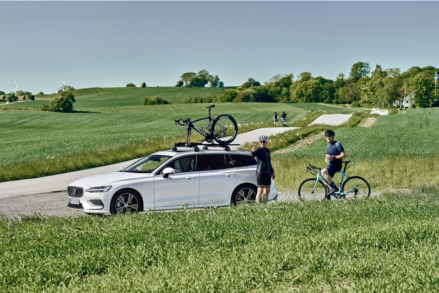 Suport biciclete Thule FastRide cu prindere pe bare transversale 2